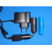 Фонарь электрошокер BL-1103 молния
